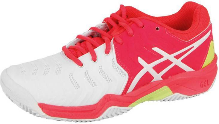 Asics Gel Resolution Clay Tennisschoenen Kinderen