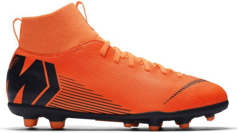 Nike Jr. Mercurial Superfly VI Club Voetbalschoen voor kleuterskids(meerdere ondergronden )